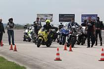 Policie chystá na květen druhý ročník preventivní akce zaměřené na bezpečnost motorkářů, která vyvrcholí opět na příbramském polygonu.
