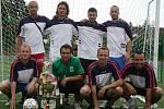 Brdský pohár letní. Vítěz turnaje Foosys.
