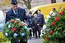 Příbramáci si připomněli 98. výročí vzniku samostatného československého státu.