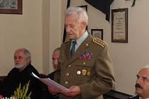 V areálu bývalého dolu Marie v Příbrami na Březových Horách se konalo vzpomínkové setkání při příležitosti 65. výročí Karpatsko – Dukelské operace.