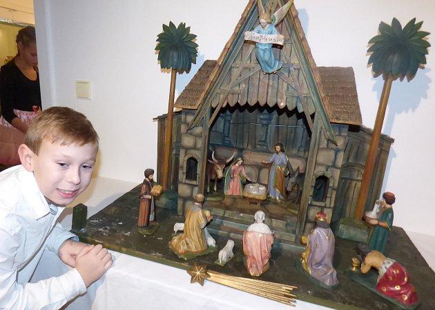 České betlémy mají duši a své příběhy. Přesvědčit se o tom mohou návštěvníci v Městském muzeu v Sedlčanech až do 5. ledna.