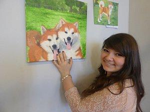 Michaela Burdová: úspěšná spisovatelka, výtvarnice a ochránkyně zvířat