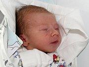 Vít Janoušek se narodil 9. února s váhou 2,77 kg a mírou 48 cm Petře a Matějovi z Nechvalic.