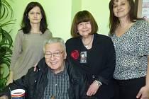 Projekt Ježíškova vnoučata v Sedlčanech v sobotu 16. prosince vyvrcholil.
