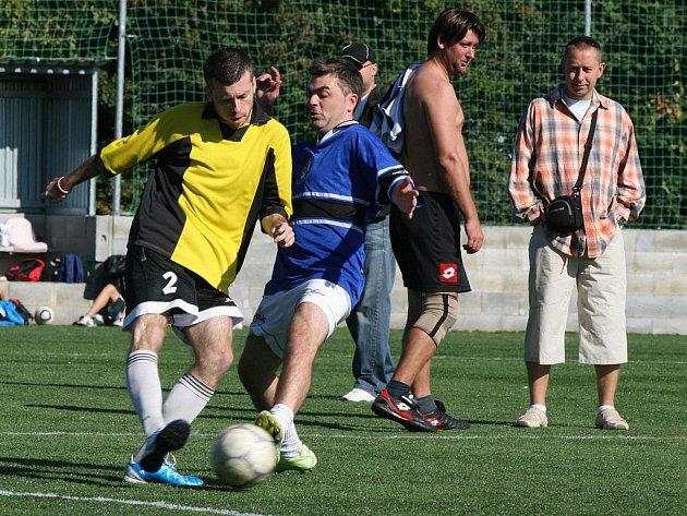 2. liga: Dream team - Abstinents.
