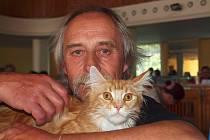 V Příbrami byla o víkendu mezinárodní výstava koček.