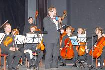 Slavnostní zahájení 43. ročníku Hudebního festivalu Antonína Dvořáka v Příbrami.