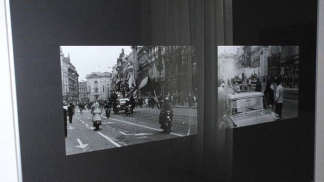 Výstava Srpen 1968 ve fotografii