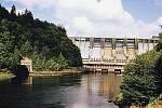 Vodní elektrárna Slapy