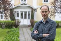 Zdeněk Vacek, ředitel Památníku Karla Čapka.