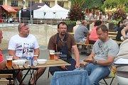 Čtvrtý ročník Rybího festivalu v Dobříši letos navštívilo přes dva tisíce lidí.Podle organizátorů akce jich letos přišlo výrazně méně, než v loňském roce.
