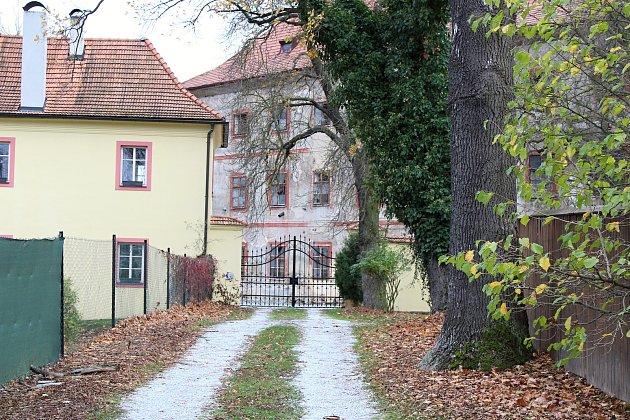 Dobříšský hrad Vargač je kprodeji, jedná se opamátkově chráněnou historickou památku.