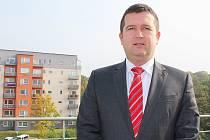 Předseda poslanecké sněmovny Jan Hamáček v Příbrami.