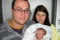 Ve čtvrtek 21. srpna maminka Martina a tatínek Pavel z Příbrami poprvé sevřeli v náručí své první štěstíčko – dcerku Klárku Pincovou, která v ten den vážila 3,50 kg a měřila 51 cm.