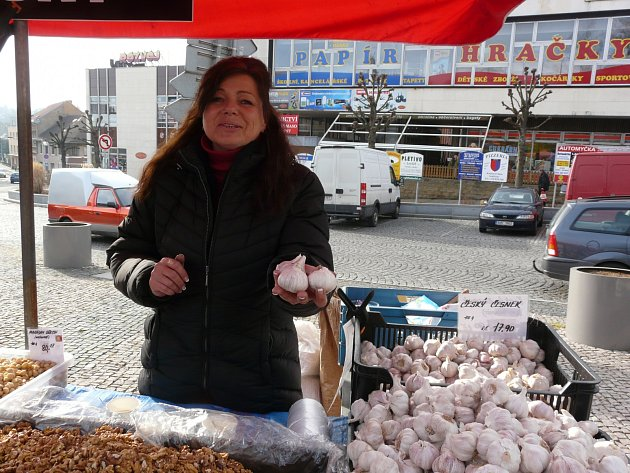 Sedlčanské farmářské trhy