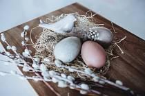 Díky Podbrdskému muzeu si budete moci vytvořit krásnou jarně-velikonoční výzdobu.