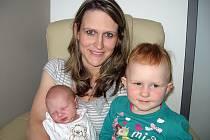 Ve čtvrtek 16. dubna maminka Pavlína a tatínek Stanislav z Mníšku pod Brdy přivítali na světě dcerku Denisu Hoškovou, vážila 3,04 kg a měřila 49 cm.  Vyrůstat bude s dvouapůlletou sestřičkou Sofinkou.