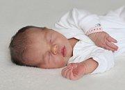 Laura HRDINKOVÁ se narodila 12. května s váhou 3,3 kg a mírou 50 cm Ivaně a Zdeňkovi z Čími. Doma už se na sestřičku těší Viktor (5) a Robin (3).