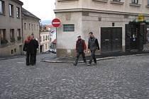 Slavnostní otevření ulic v Příbrami