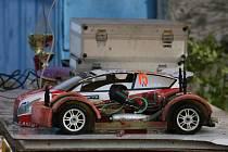 Poslední závod MČR rally scale - automobilů se spalovacími motory na dálkové ovládání