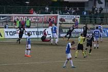 FNL: 1. FK Příbram - Mas Táborsko 3:1