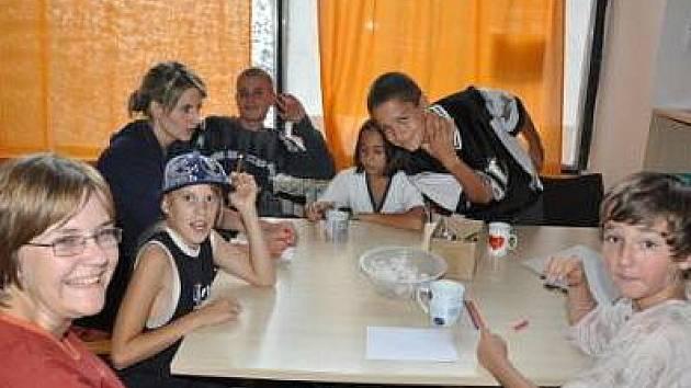 Bedna připravovala program pro děti i o prázdninách.