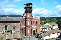 Ševčínský důl je součástí Hornického muzea Příbram.