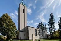 Kostel M. Jakoubka ze Stříbra