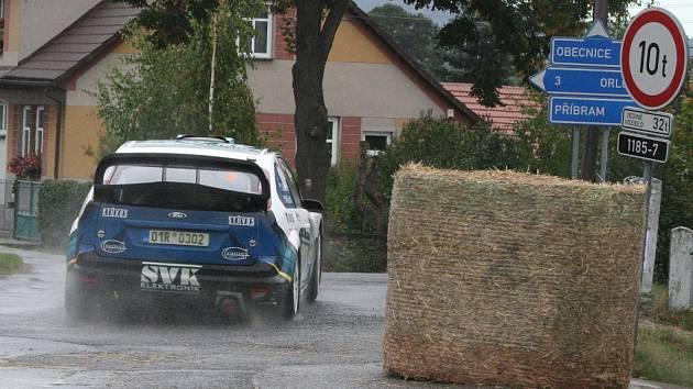 Rally Příbram 2016 - Jan Dohnal.