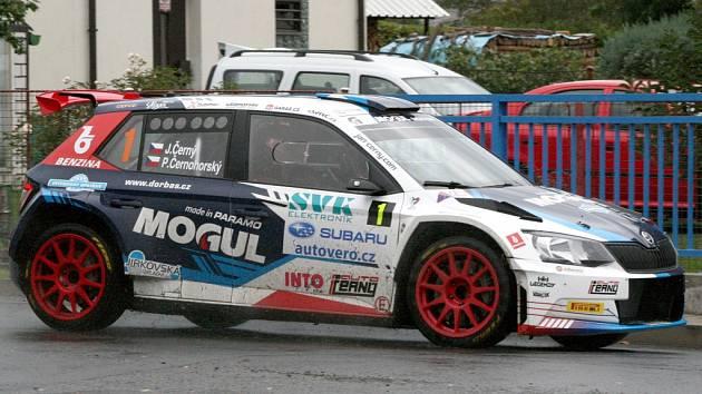 Rally Příbram 2016 - Jan Černý.
