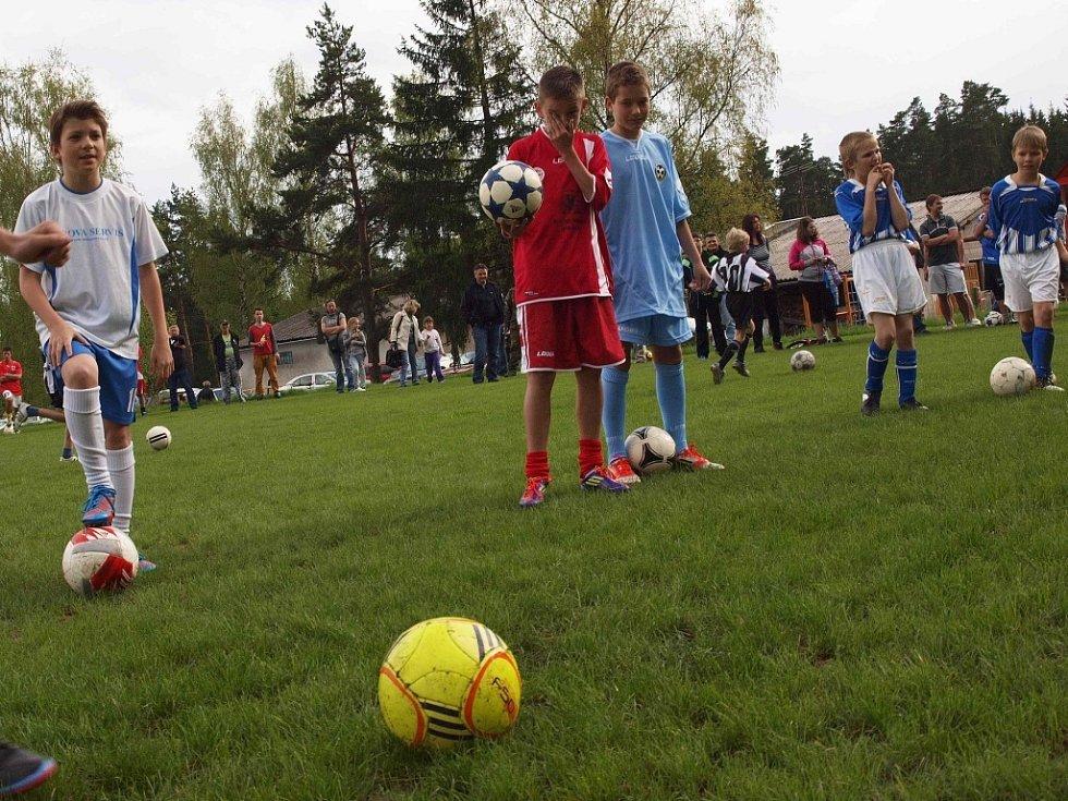 Finále ankety Hvězda okresních trávníků 2012.