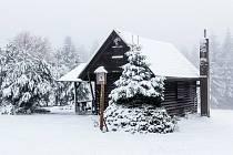 Zima v Brdech.