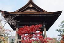 Chrám Zenkódži v Japonsku