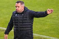 Trenér Příbrami Pavel Horváth