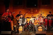 Na festivalu vystoupí i romská kapela Terne Čhave.
