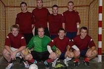 Sportisimo Cup 2010: 1. místo Semsex Mníšek.