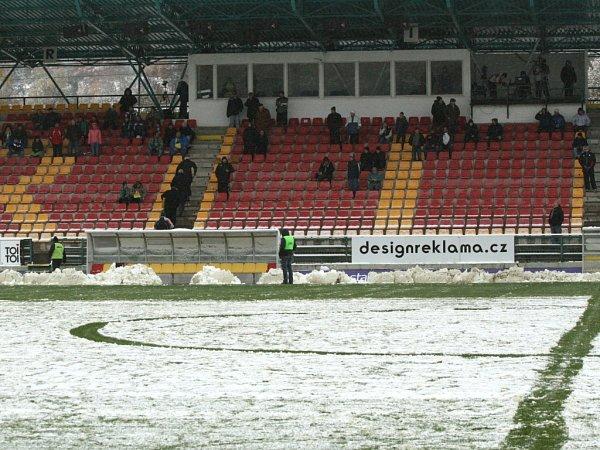 Gambrinus liga: Příbram - Ostrava.