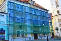 Základní umělecká škola v Březnici.
