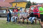 Sedmé a osmé kolo Brdské ligy v Broumech.