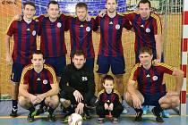 Vespos Tochovice - vítěz 6. ročníku futsalového turnaje OTH Cup.