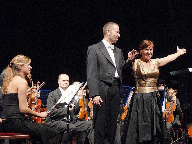 V úterý byl v Příbrami zahájen 42. ročník Hudebního festivalu A. Dvořáka.