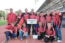 Závodníci z SDH Líchovy.