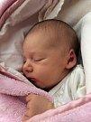 VIKTORIE SKRIPOVÁ se narodila ve středu 27. září s váhou 2,97 kg a mírou 47 cm Janě a Jindřichovi z Příbrami.