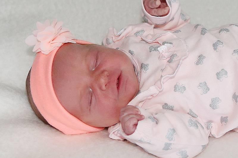 Wanessa Viktorie Mlčáková se narodila 26. září 2021 v Příbrami. Vážila 3200 g a měřila 48 cm. Doma v Příbrami ji přivítali maminka Jana, tatínek Tomáš a sourozenci Karolína, Denis, Milan, Sebastián