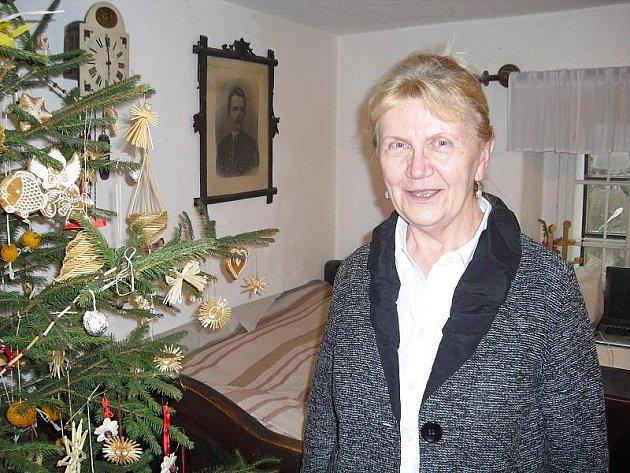Svatomíra Hendrychová