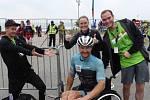 Paratriatlonista Jan Tománek získal druhý titul mistra světa v Ironmann 70.3.