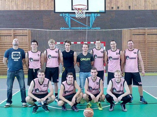 CESTA VZHŮRU. Příbramský basketbal překonal nejtěžší období a nyní vstupují hráči A týmu do play-off,  s cílem vrátit se na pozice, které historicky patřily jejich předchůdcům .