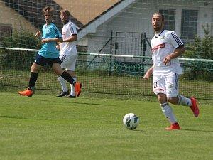 Okresní přebor Nová Ves pod Pleší - Milín 2:3 po penaltách.