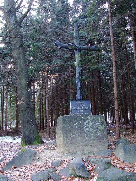 Gangloffův kříž.