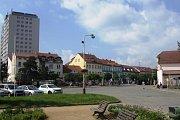Dobříšské náměstí čeká rekonstrukce.